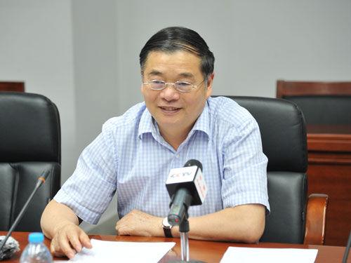 工业和信息化部副部长杨学山