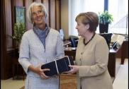 默克爾或有意推舉IMF總裁拉加德擔任歐盟執委會主席